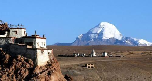 гора Кайлас Тибет