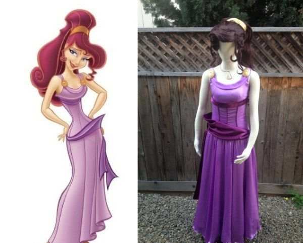 Megara, Hercules | Community Post: 16 Ridiculously Good-Looking Disney Costumes You Can Actually Buy