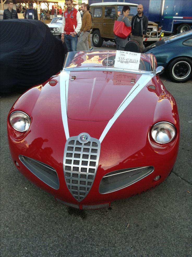 Lovely ALFA ROMEO V6