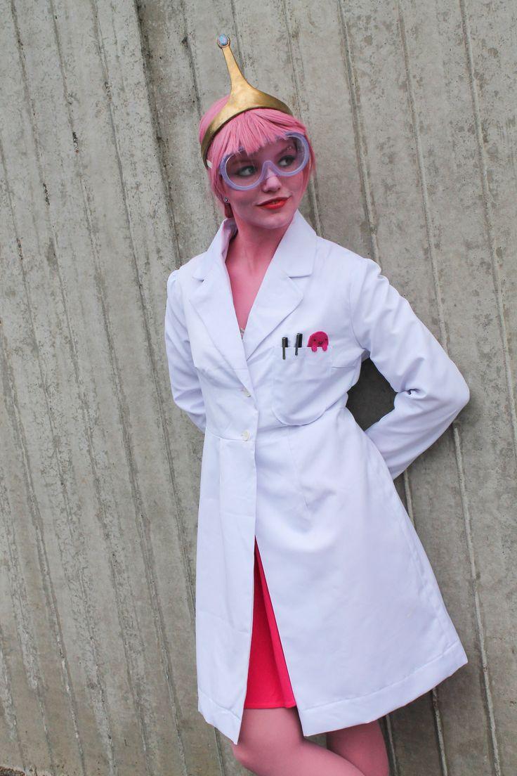 Princess Bubblegum Lab Coat Cosplay