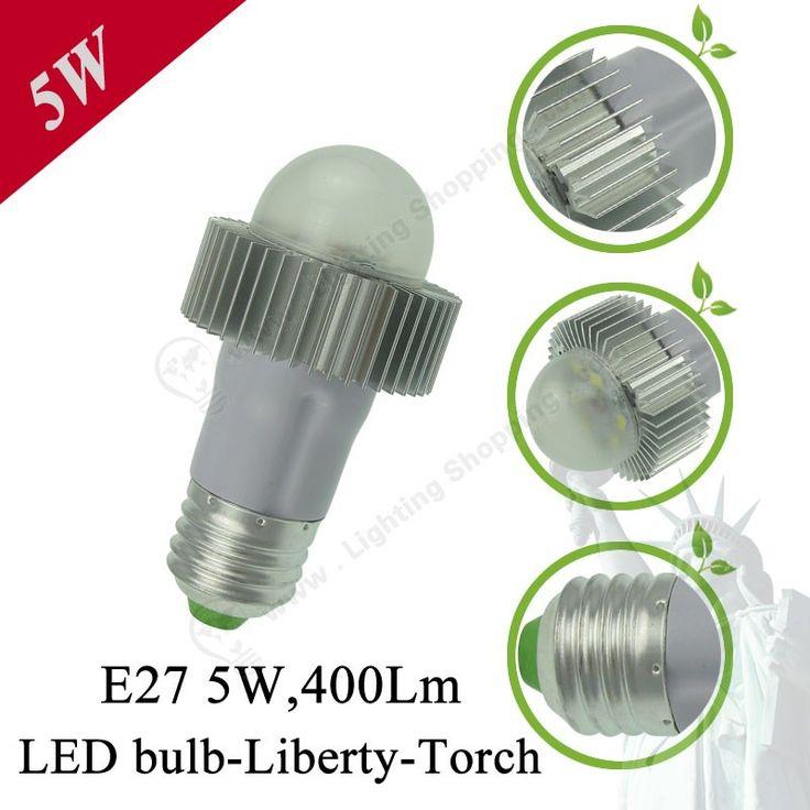 E27 Liberty Torch-Detail-5W