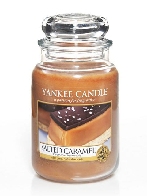 salted caramel yankee candle - Google Search