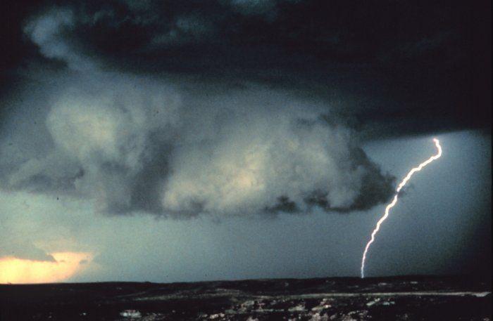 Lightning - Oklahoma