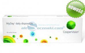 Soczewki kontaktowe MyDay daily disposable 30 szt.