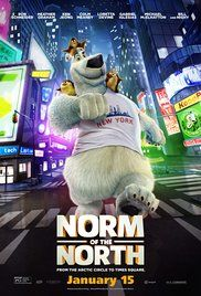 When a real estate development invades his Arctic home, Norm and his three lemming friends head to New York City, where Norm becomes the mascot of the corporation in an attempt to bring it down from the inside and protect his homeland.