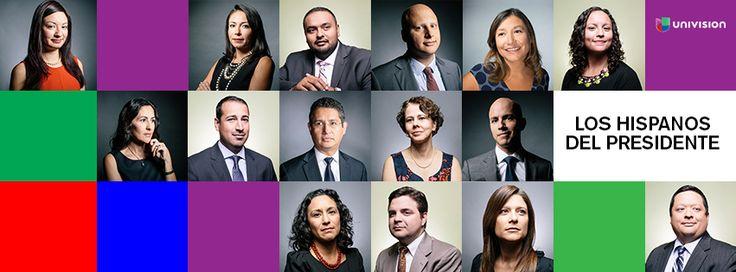 Poder latino en la Casa Blanca: quince voces influyentes en la administración de Obama