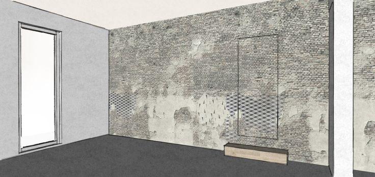 ściana do pomalowania h 300cm szer 565