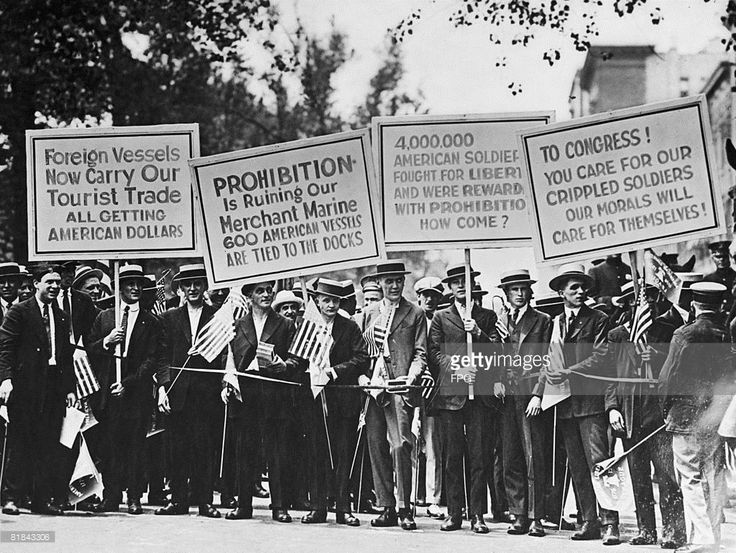 prohibition usa - Recherche Google