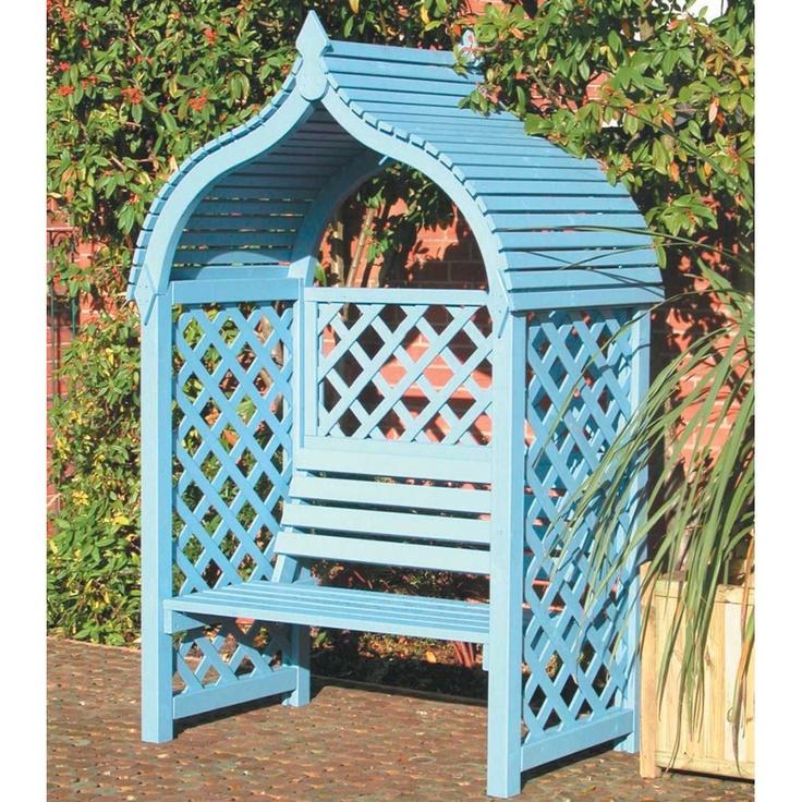 Rowlinson Jaipur Garden Arbour Seat