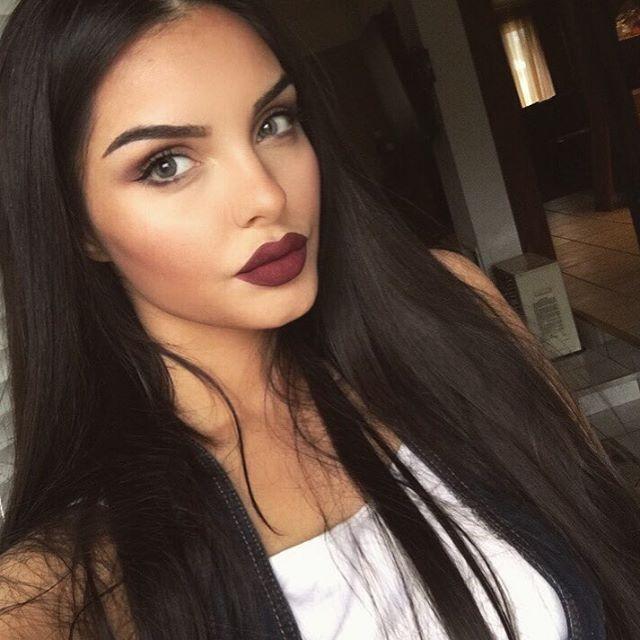 25+ best Dark brown hair dye ideas on Pinterest | Dark fall hair ...