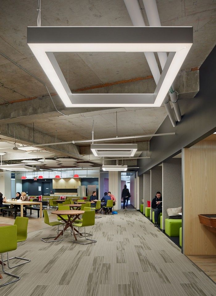 SquareTrade new offices, San Francisco designed by Design Blitz