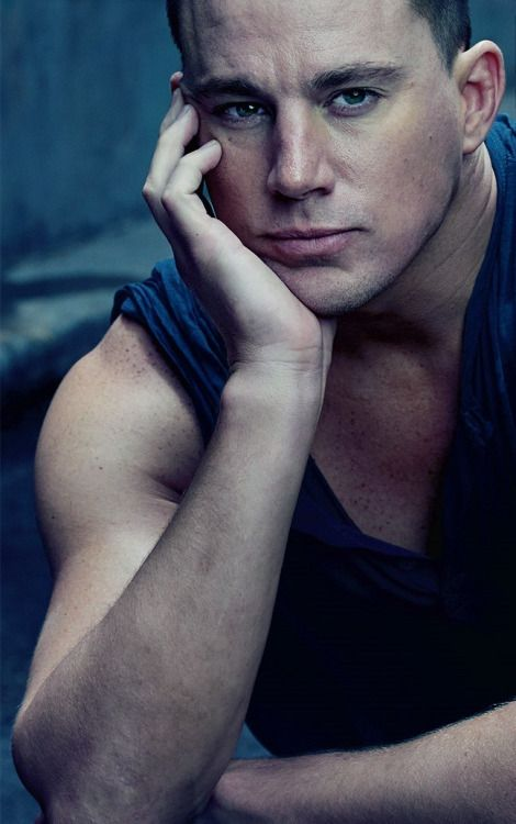 Channing Tatum Cover photo for Vanity Fair 2015  Dancing in the Rain by Annie Leibovitz