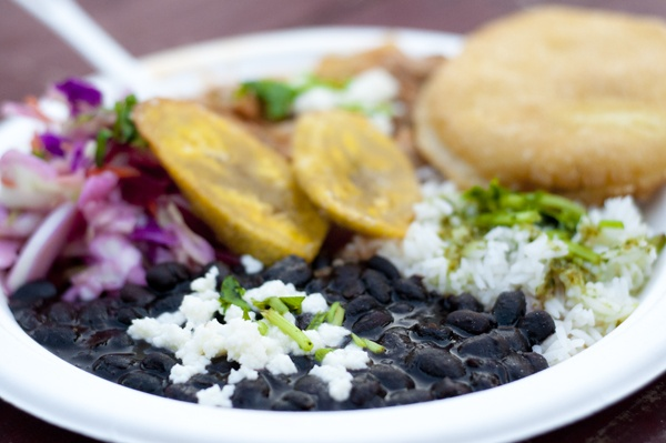 Venezuelan Dishベネズエラ料理