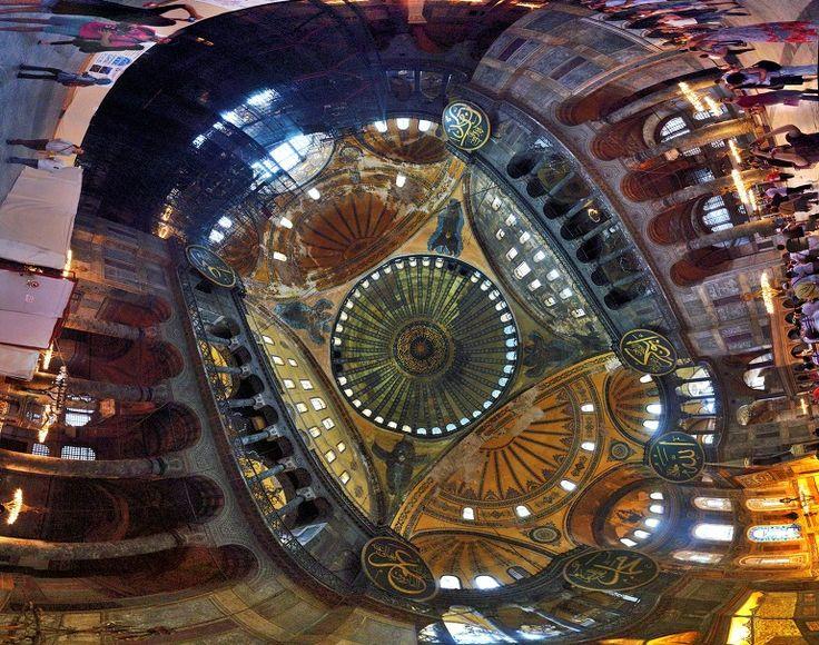 성 소피아 대성당(Aya Sofia, Hagia Sofia)