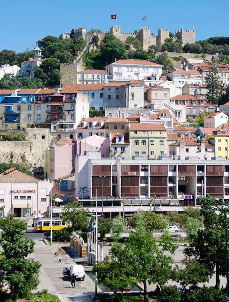 Castelo de São Jorge - Lisboa 2016