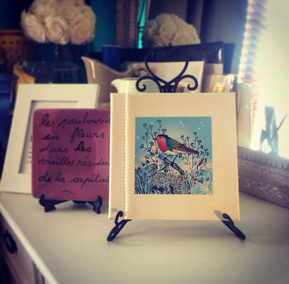 Birds and pearls on Etsy, $15.00 AUD