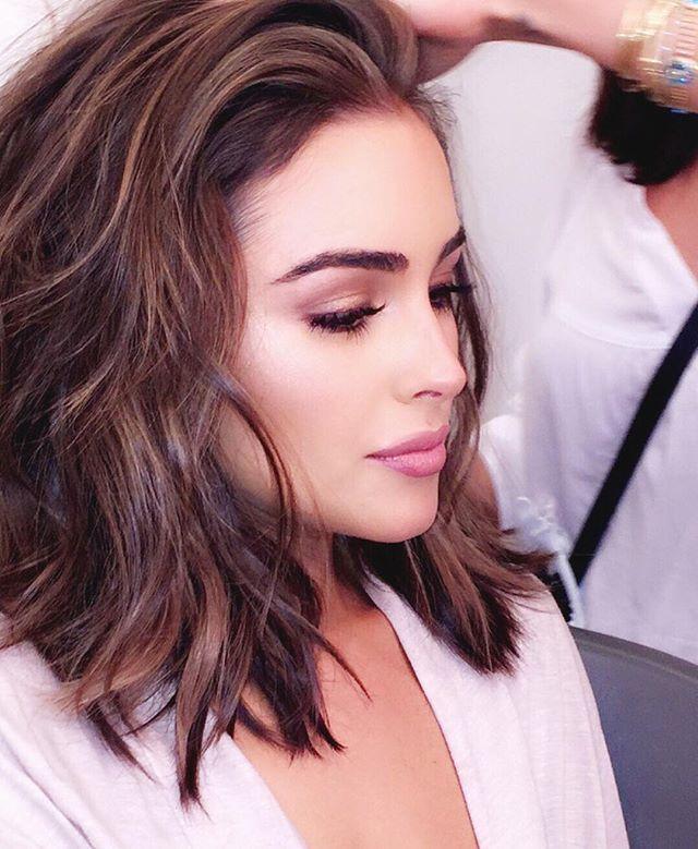 Soft glam.. Makeup by @kiranasrat hair by @jenatkinhair :)