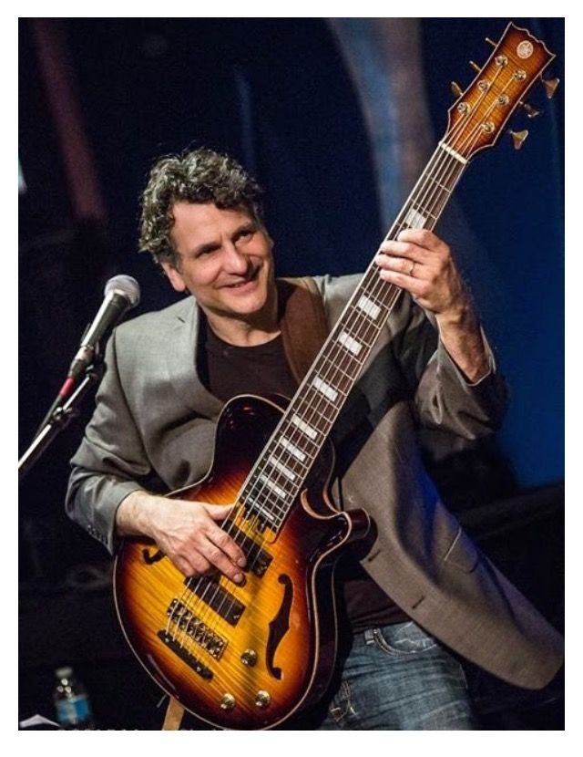 John Patitucci - established in mid-'80s as an accomplished acoustic and electric jazz bassist.