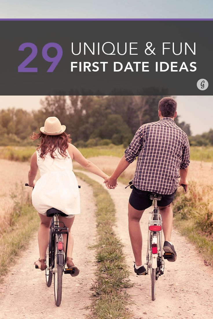 29 Crazy-Fun First Date Ideas That Don't Involve Sitting at a Bar #dating #relationships