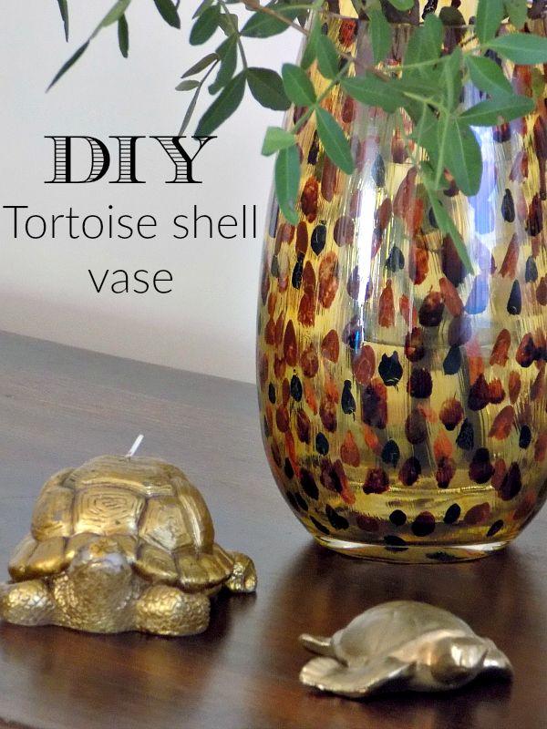 diy-tortoise-shell-vase