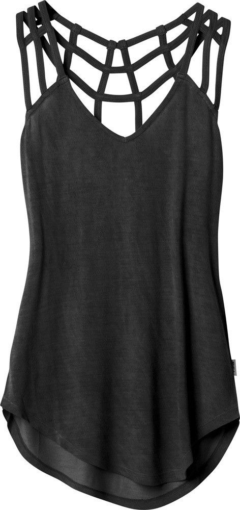 RVCA Tanga tank top black