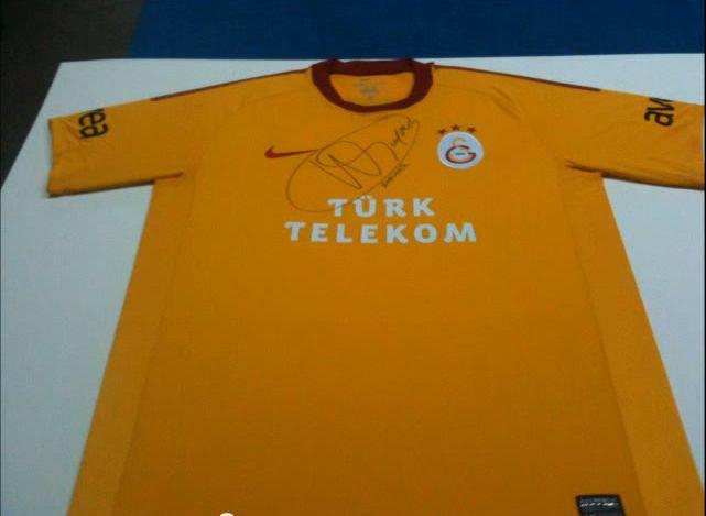 Galatasaray forma çerçeveletme