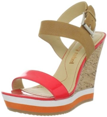 You're want to buy Luxury Rebel Women's Dani Wedge Sandal ?Yes ..! you comes at the right place. You can get special discount for Luxury Rebel Women's Dani Wedge Sandal. You can choose to buy a product and Luxury Rebel Women's Dani Wedge Sandal at the Best Price Online with Secure Transaction Here...Customer Rating: List Price: $120.00Price: $119.95 FREE Super Saver Shipping