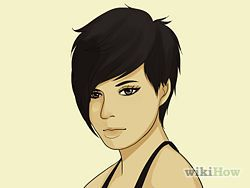 Ways to style a pixie cut!