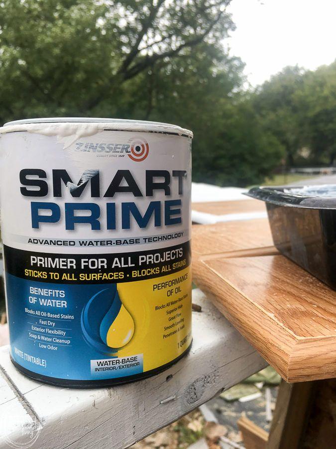 The Best Primer For Furniture And Cabinets Refresh Living Best Primer Water Based Primer Primer