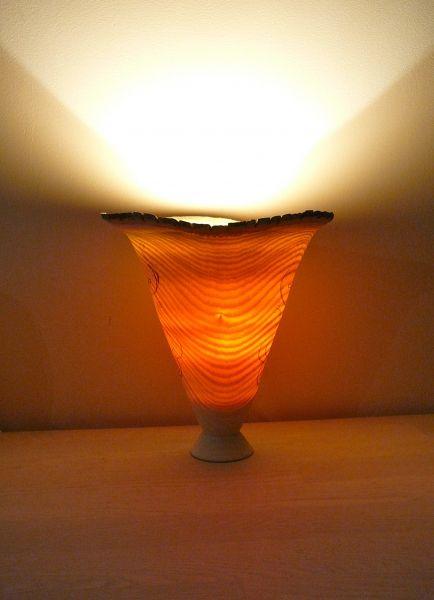 Lampe d ambiance, en Frêne.
