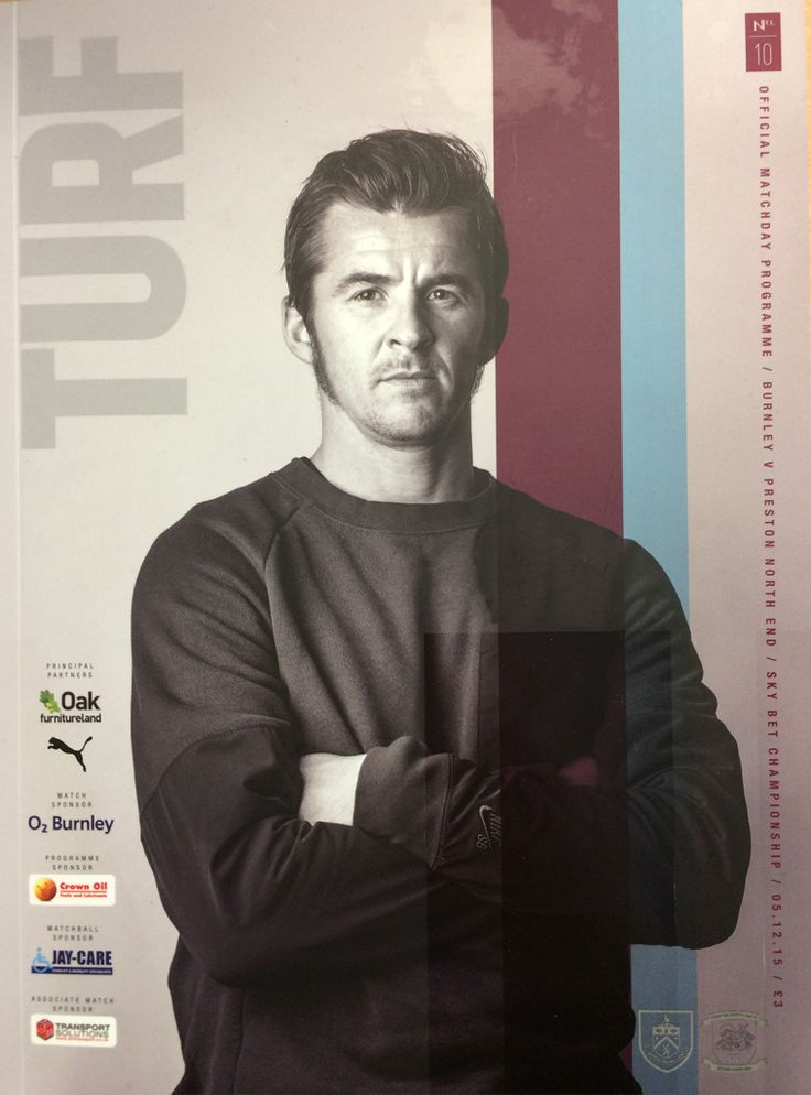 Eagle-eyed Burnley FC fans may have spotted us in the official matchday programme for Burnley FC vs Preston North End last week!             Although Burnley didn't come away with the 3 points on this occasion, … Read more