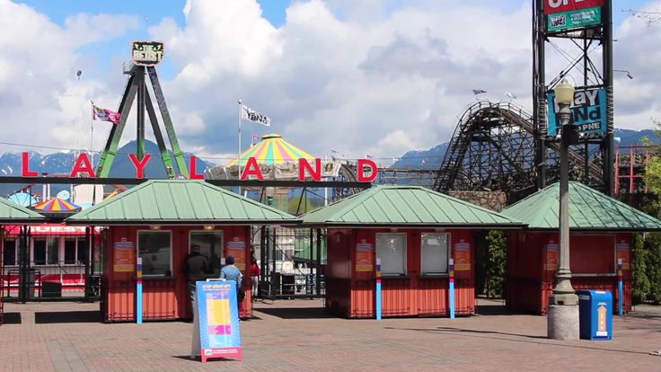 Opening Day at Playland/PNE May 6, 2017