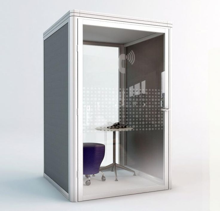 Telephone Office Pod | Office Furniture Scene (too big but ...