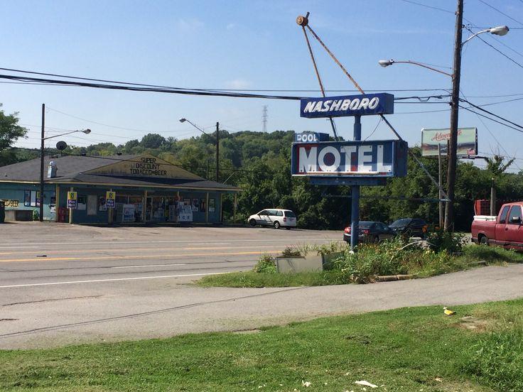 Nashboro Motel Goodlettsville Tn
