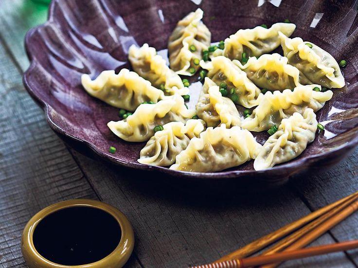 Recipe: Shiitake and Chive Dumplings - Viva