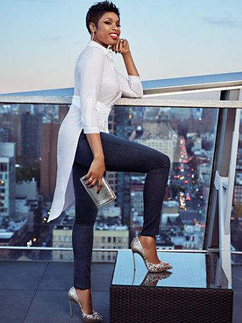 Jennifer Hudson, the new face of Soho Jeans at New York & Company. From better-than-ever bootcuts to super sleek skinnies, master fashion's hottest trends.