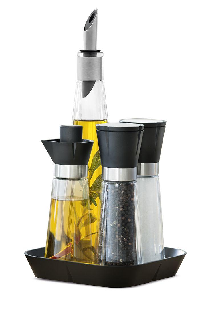 Akcesoria do przypraw GRAND CRU! - ROSENDAHL - DECO  #herbs #kitchenaccessories