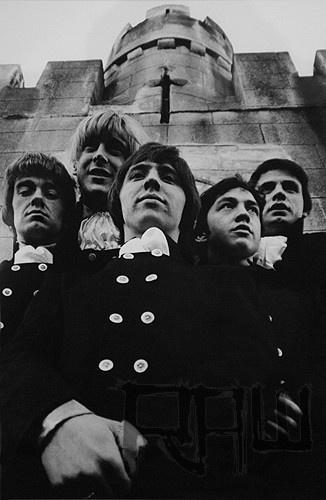 By Colin Beard - The Easybeats in Regent's Park London 1967