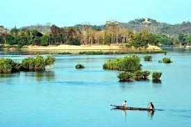 don khong island, Laos.