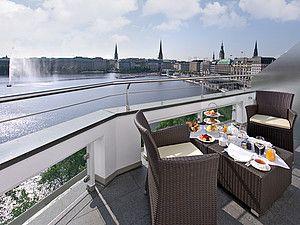Hotel Fairmont Vier Jahreszeiten Hamburg: Bel Etage 4