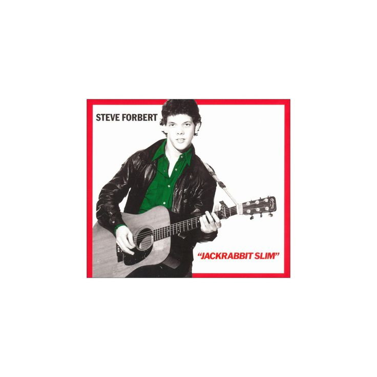 Steve forbert - Alive on arrival/Jack rabbit slim (CD)