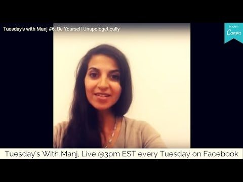 This Little Cookie - YouTube TUESDAY'S WITH MANJ #6: Be Yourself UNAPOLOGETICALLY