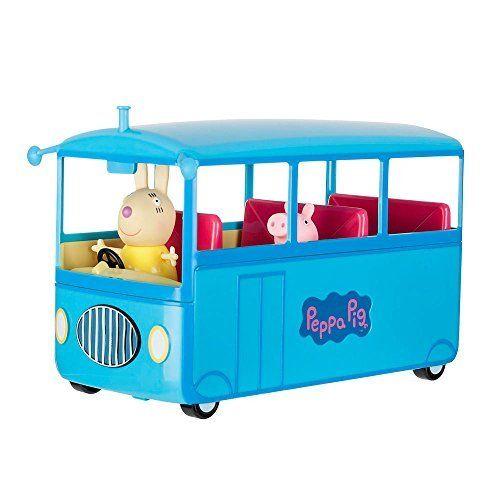 Peppa Pig Autobús Escolar, Bing Bong Reproduce La Canción   MelonCargo.com