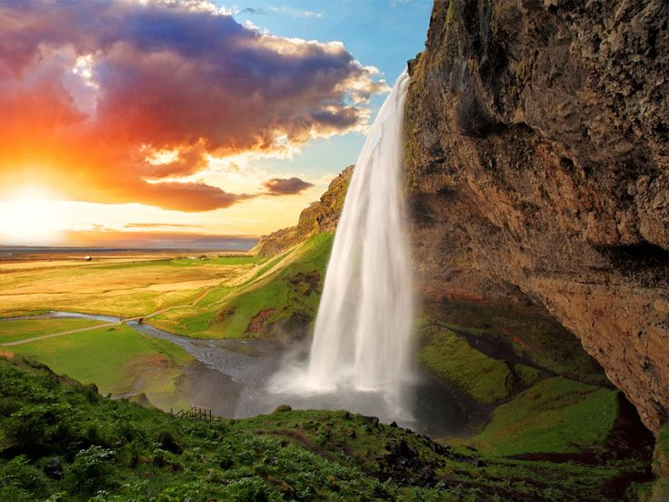 21 Incredibly Lush Iceland Destinations To See Before You Die