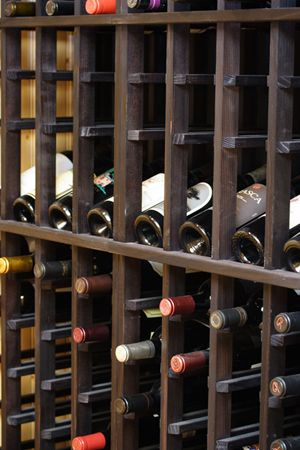 these free wine rack plans include everything you need to create a wine rack that is
