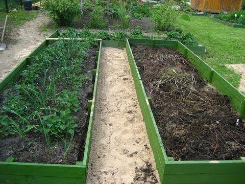 По просьбе многих моих друзей расскажу вам, как я выращиваю овощи. Таким способом уже садят многие дачники. Постараюсь вам объяснить. Я работаю, поэтому на д...