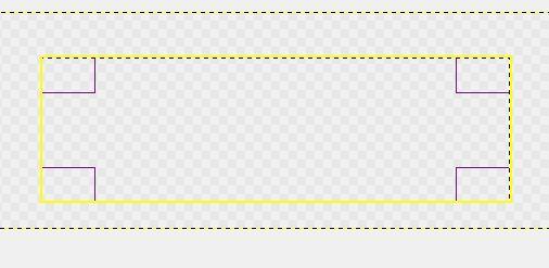 [Gimp] Eine gestrichelte oder gepunktete Linie zeichnen