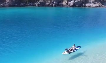 This Beach May Just Have The Bluest Water In The World