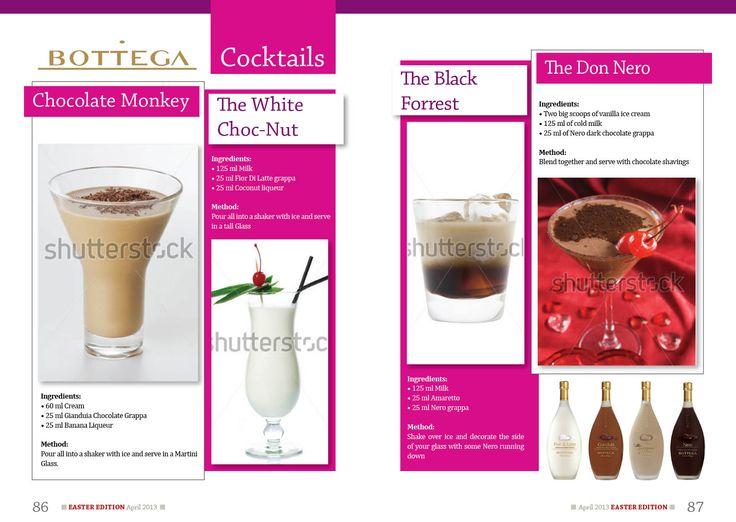 Bottega Cocktails