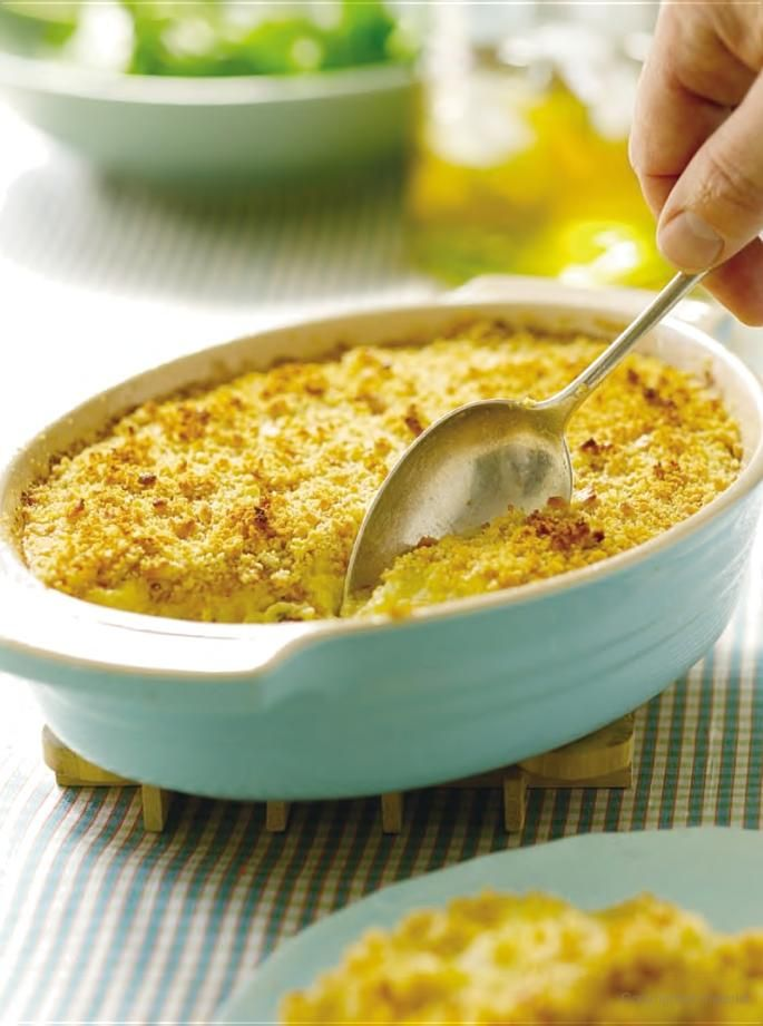 Trisha Yearwood's Squash Casserole from her cookbook, Home Cooking with Trisha Yearwood. I made this for Christmas this year and it was excellent.